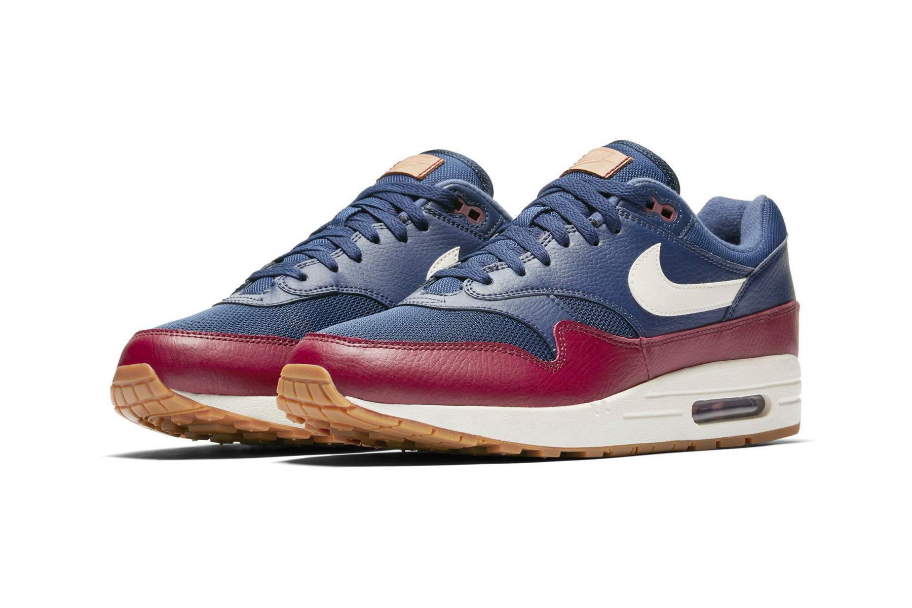 Nike Air Max 1 Leather \