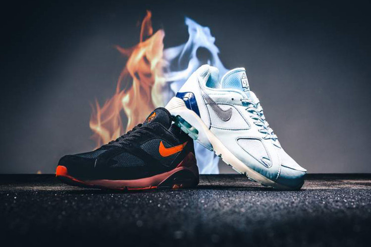 huge selection of 2a344 187b2 Nike Debuts the Striking, Nature-Inspired Air Max 180