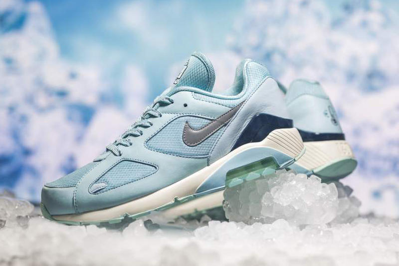 nike air max 180 fire and ice pack sneakers where to buy price release date summer 2018 retailers blue white red orange black white