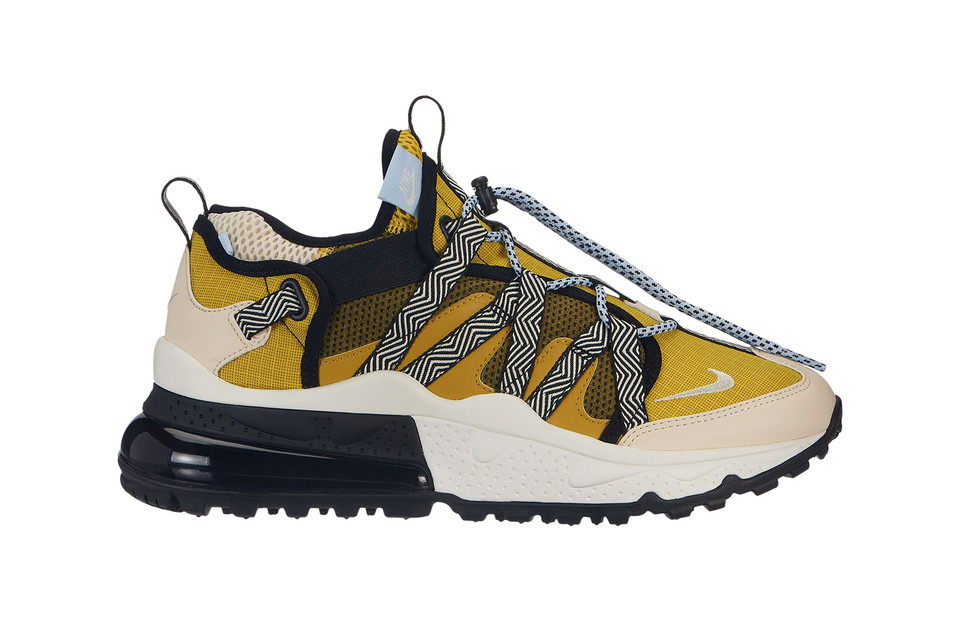 Nike Taps Retro Hiking Sneakers With New Air Max 270 Bowfin