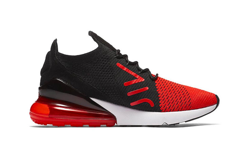 "quality design 1029f a47f2 Nike Drops the Air Max 270 in ""Bred"" 