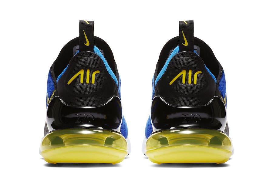 "Nike Air Max 270 in ""Game Royal/Dynamic"