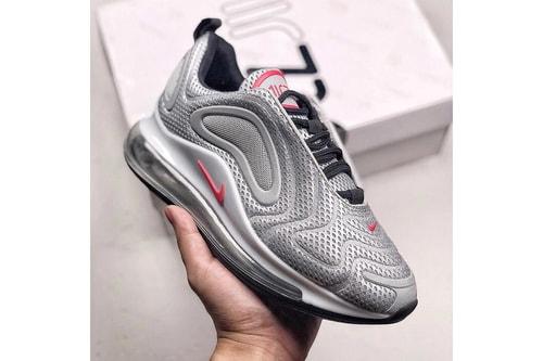 "Nike Brings ""Silver Bullet"" Colorway to Air Max 720"