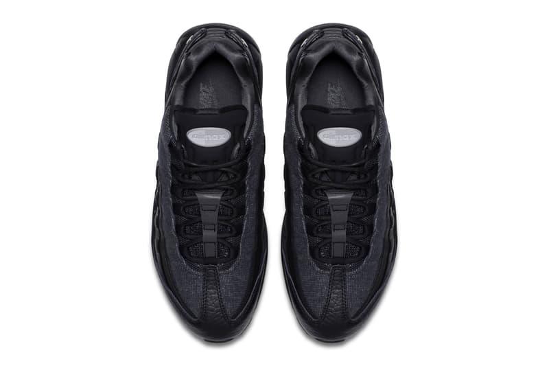 Nike Air Max 95 NRG Black anthracite Grey Wool Colorway release date sneaker first look kicks price