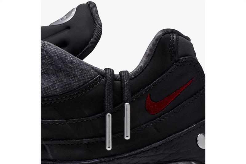 a8b8d535a25af Nike Air Max 95 NRG Black anthracite Grey Wool Colorway release date  sneaker first look kicks