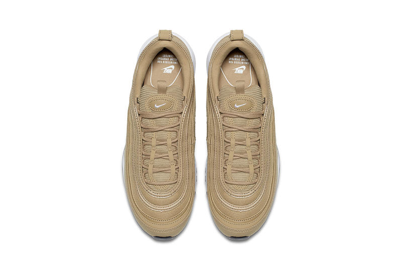nike air max 97 metallic gold footwear 2018 august nike sportswear