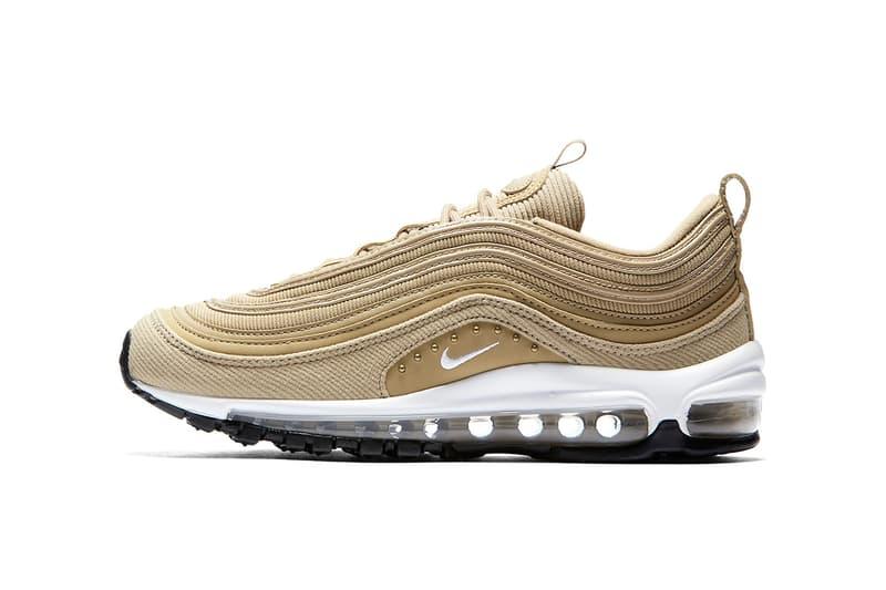 nike air max 97 metallic gold footwear 2018 august nike sportswear 8f2c3f78a14b