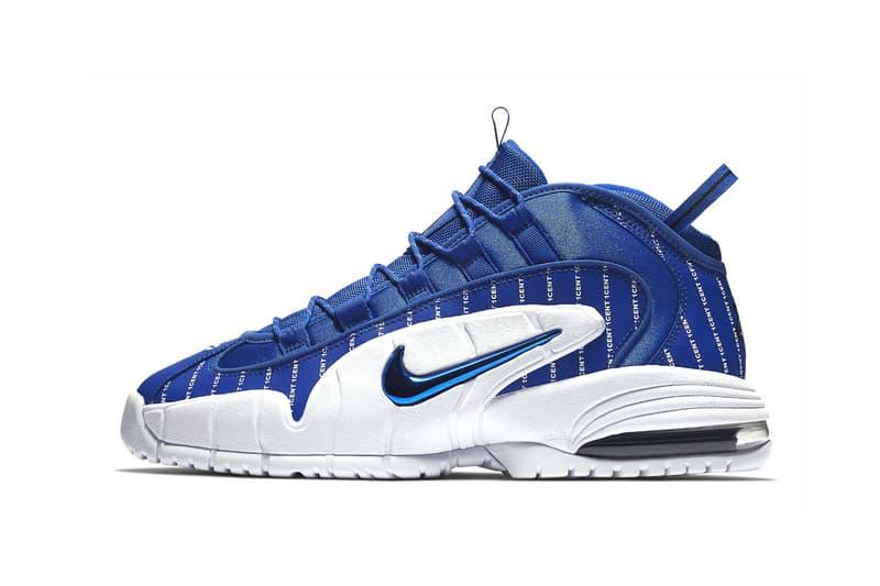 nike pinstripe pack release date nike air more uptempo nike air max penny 1 scottie pippen penny hardaway nike sportswear 2018 august footwear