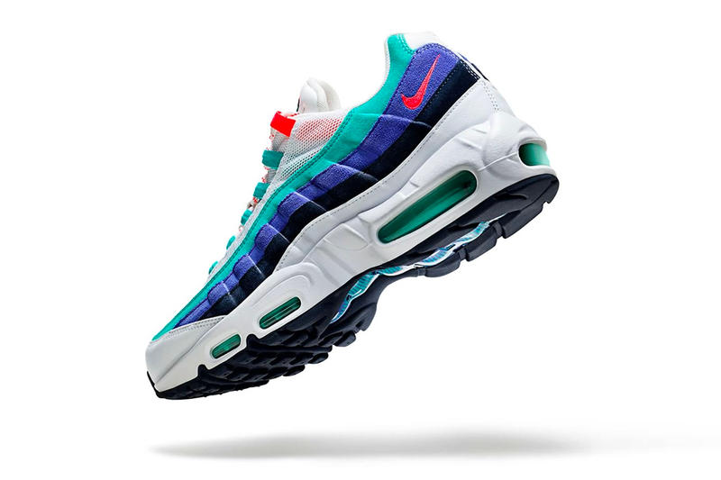 "a743833e26 Nike Set to Release Matching ""Discover Your Air"" Pack. Featuring the Air Max  95, 97, and Plus."