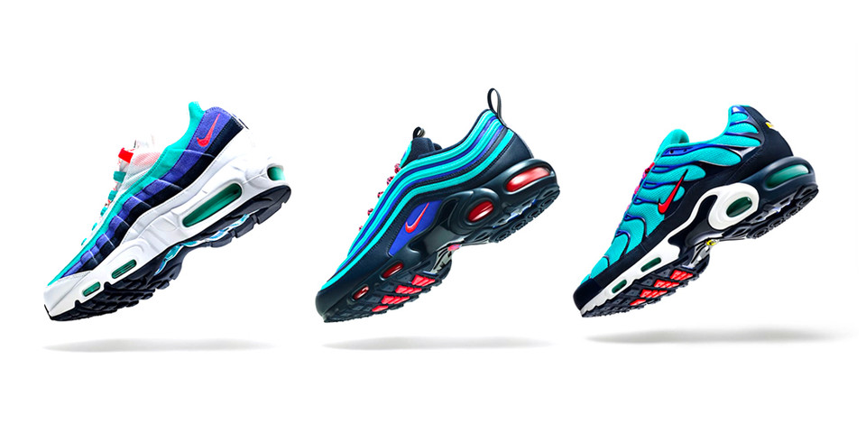 "6d19cad1f4 Nike ""Discover Your Air"" Pack Release 