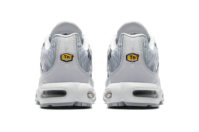 Nike Air Max Plus SE black pure platinum