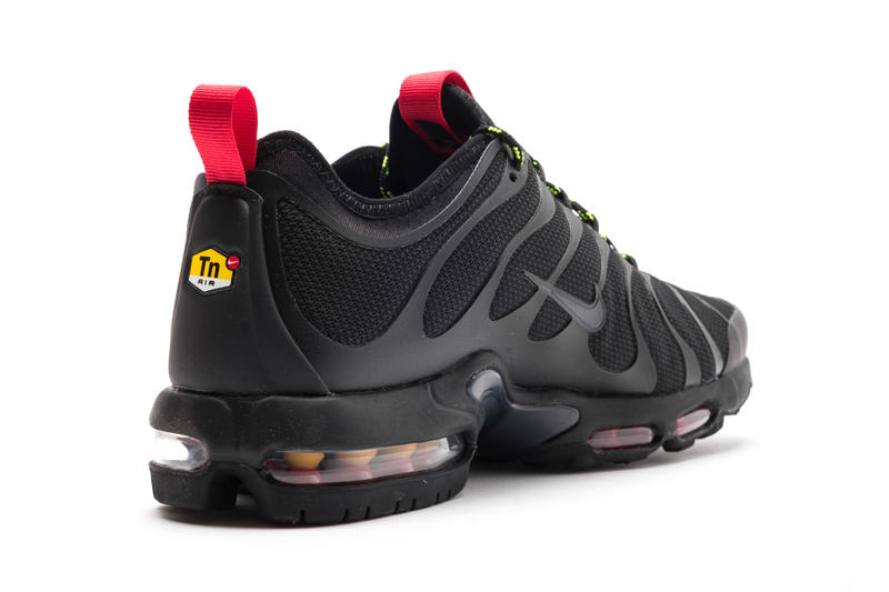 Nike Air Max Plus TN Ultra Black Anthracite release date price sneaker  purchase red 2018 summer 2f04fa0e5492