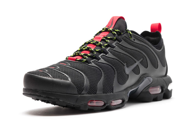 quality design 496bc 45f61 Nike Air Max Plus TN Ultra Black/Anthracite | HYPEBEAST