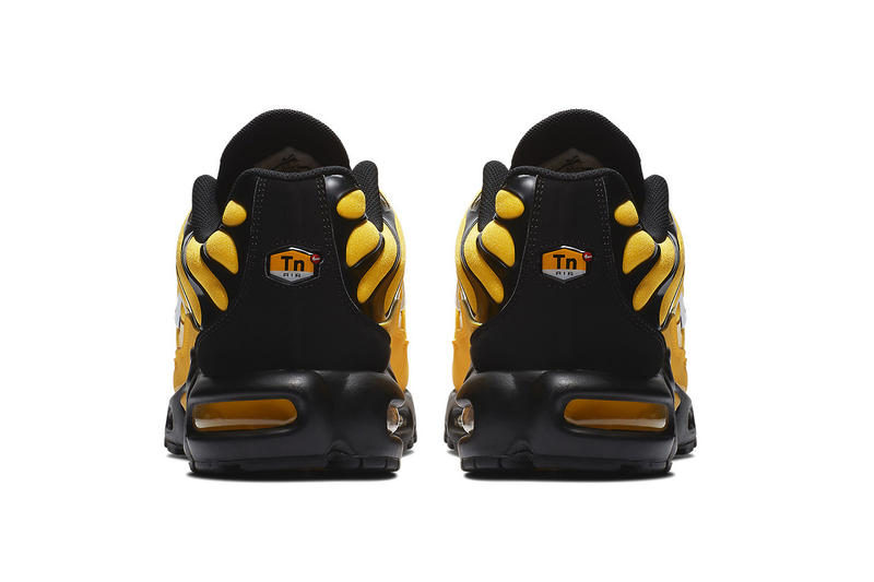 new arrival af66d 43f17 Nike Air Max Plus (Tour Yellow/White-Black) | HYPEBEAST DROPS