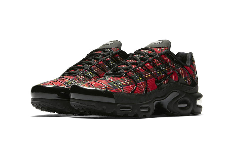 Nike Air Max Plus Tartan Pack Release Date Air Max Plus Air Max 1 Air Max 97 sneaker colorway price red yellow purchase