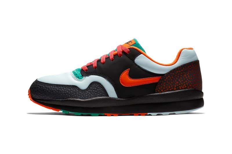 9dbe094bae62 Nike Air Safari Tech Pack Retro Colorway air max 1 supreme 2008 sneaker  color block elephant