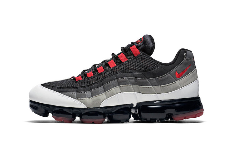 fce54511011e Nike Inverts a Classic AM95 Colorway for this Air VaporMax 95