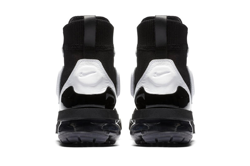 "Nike Air VaporMax Light 2 ""Black/White"" ""All-Black"" colorway sneaker boot release date price"