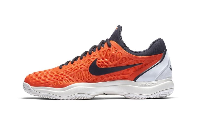 "929b081449fe3c Nike Air Zoom Cage 3 Strikes in ""Hyper Crimson"" – Dbxnetwork"