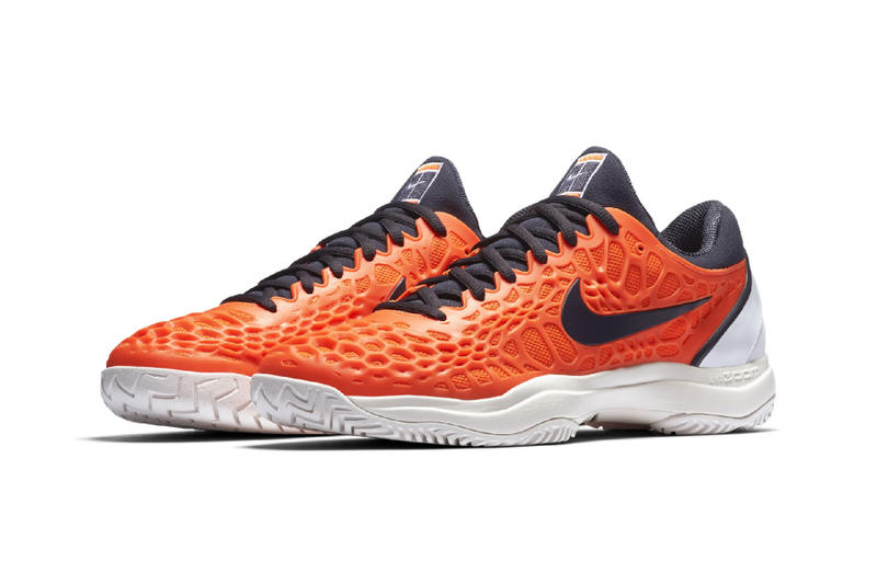 """Nike Air Zoom Cage 3 """"Hyper Crimson"""" first look sneaker colorway release date info purchase price"""