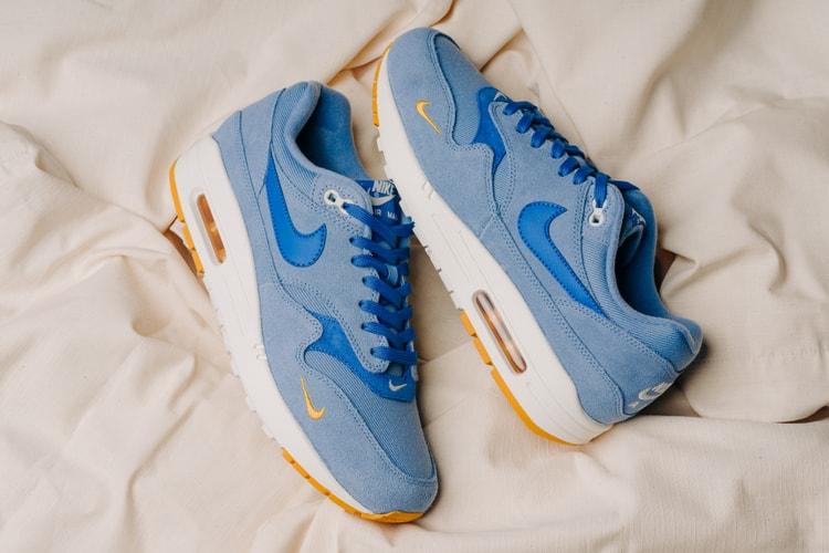 <h2><span>Nike&#039;s Air Max 1 Premium Gets a &quot;Work Blue&quot; Revamp</span></h2>