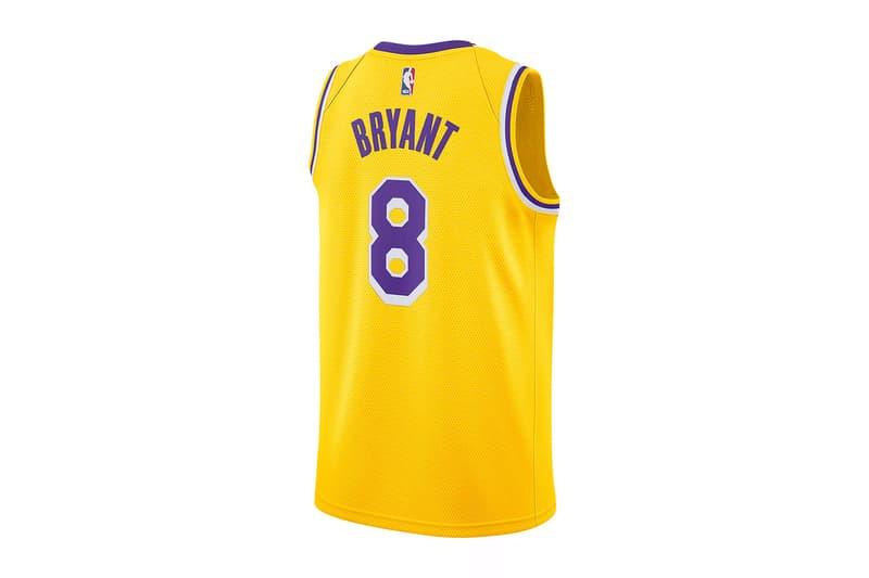 nike basketball fashion sports 2018 august kobe bryant mamba day yellow purple