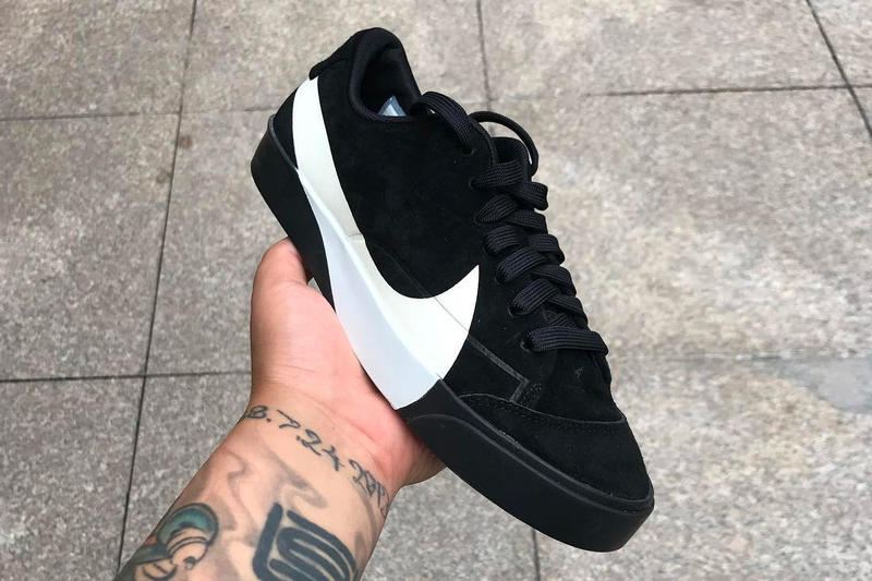san francisco 6cffc fbd0e Nike Blazer Low