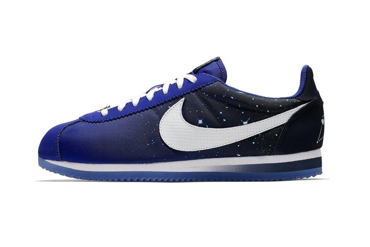 7ee28096f Nike Drops Matching Classic Cortez Nylon