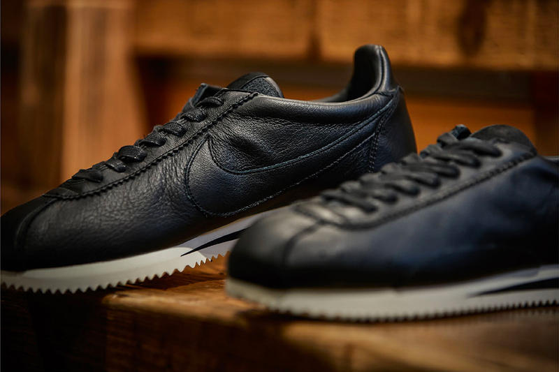 buy popular 941ff 2bdfa Black Swoosh and all. Nike Classic Cortez ...