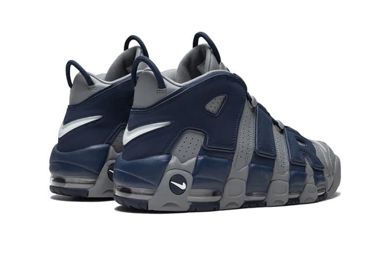 4866e5b467dfd sneakerfreaker. Nike More Uptempo Georgetown Colorway sneakers scottie  pippen Georgetown University Sports Basketball Nike Air kicks streetwear