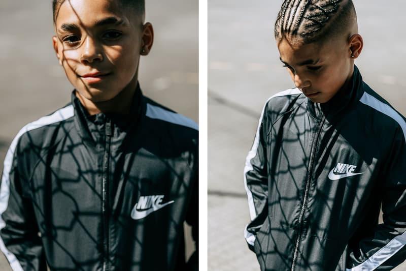 Nike JD Sports Back to School Campaign Rammel Carter Rhyanna Parara