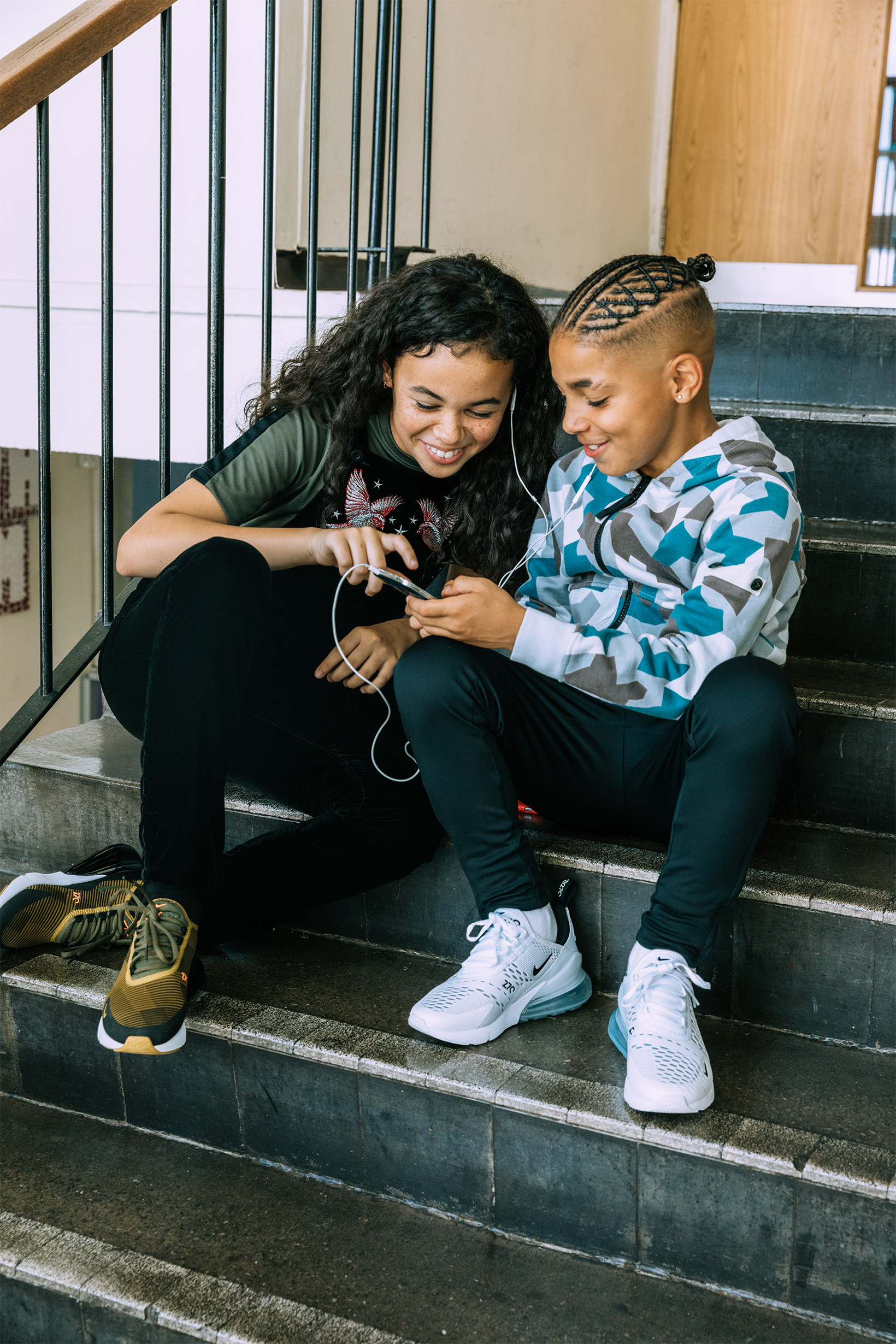 Nike JD Sports Back to School Campaign