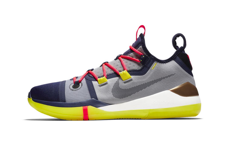 09409384f3df Multicolor Nike Kobe A.D. to Release on Mamba Day. Kobe Bryant s new  signature sneaker.