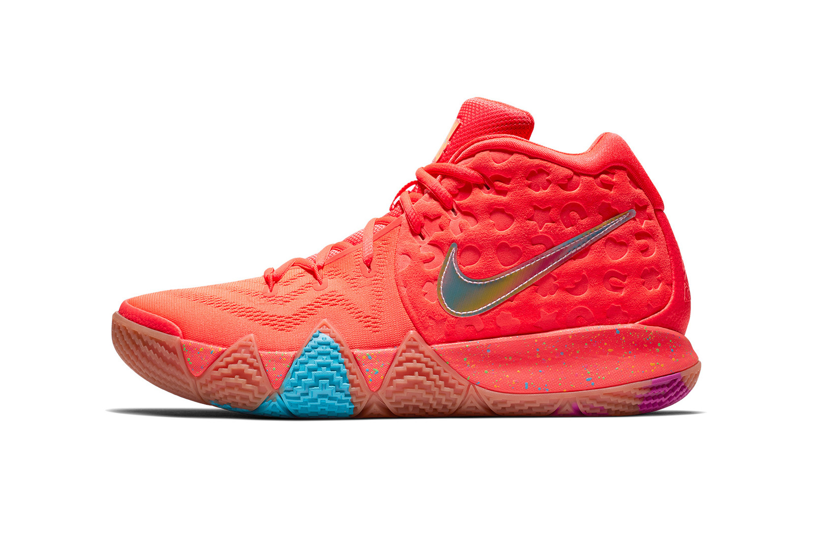 """check out 1fde3 1c37b Nike Kyrie 4 """"Cereal"""" Pack"""