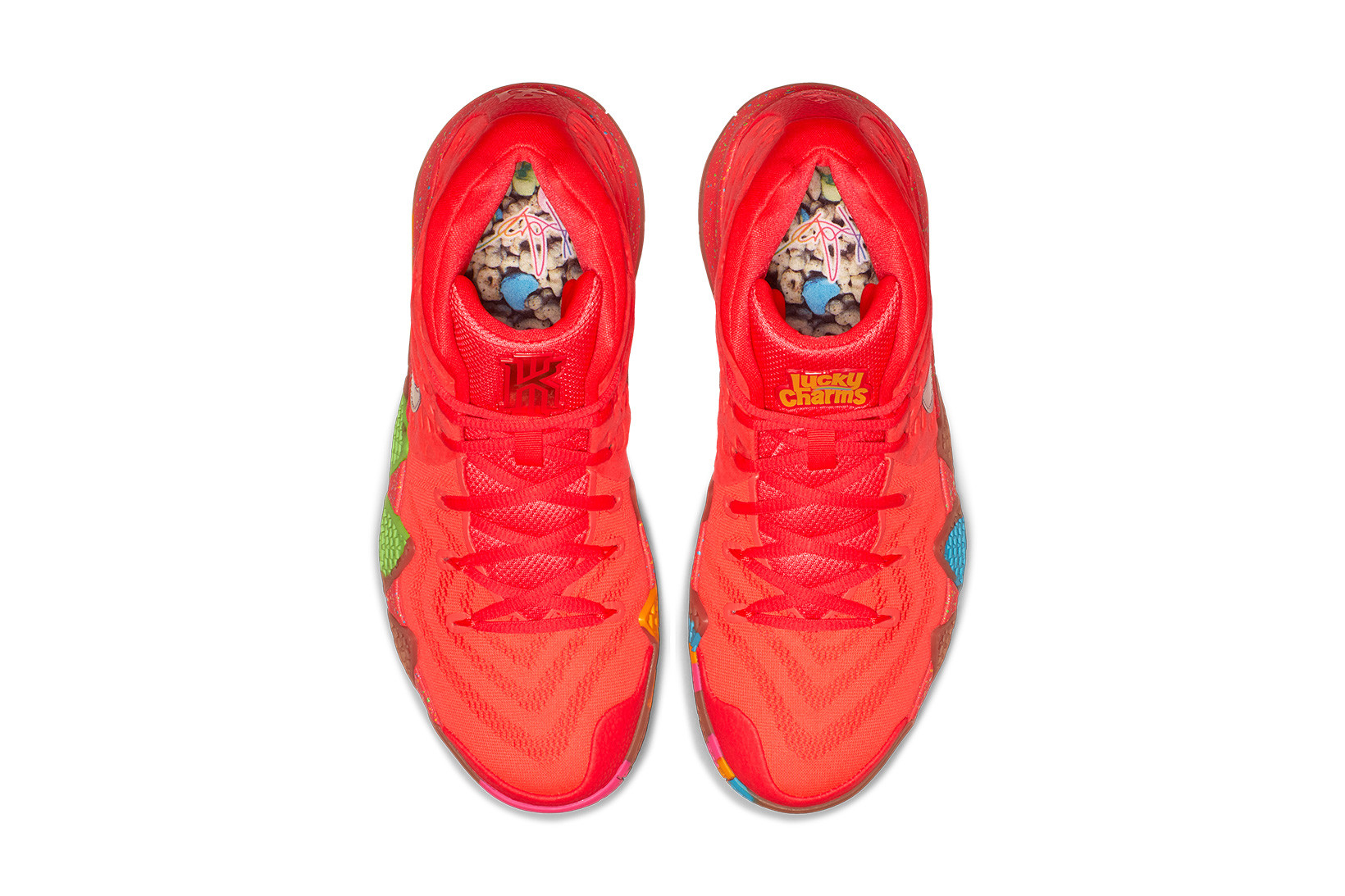 Nike Kyrie 4 Cereal Pack Official Look