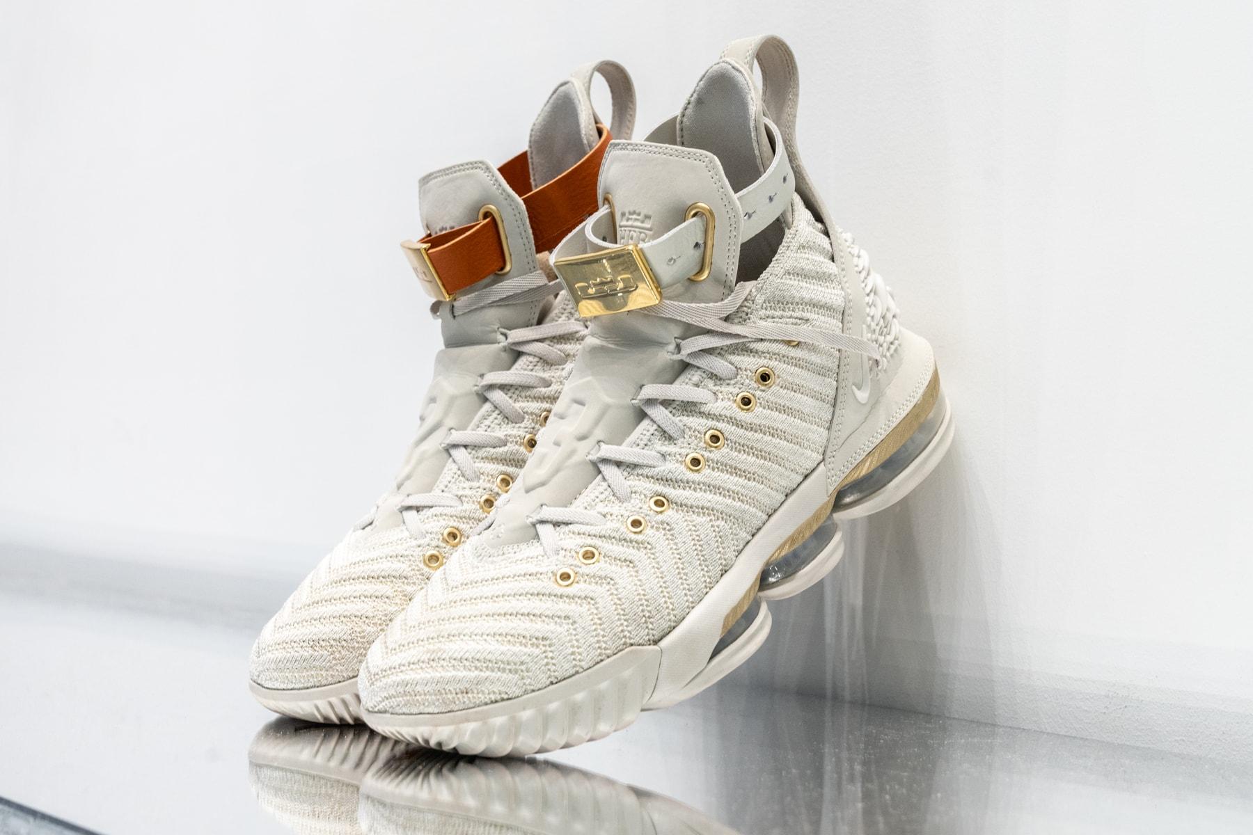 288d1e777e4 LeBron James en Nike presenteren opvallende HFR x LeBron 16 | AXED
