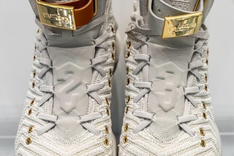 sale retailer ef245 ff2f6 Nike LeBron 16 LMTD