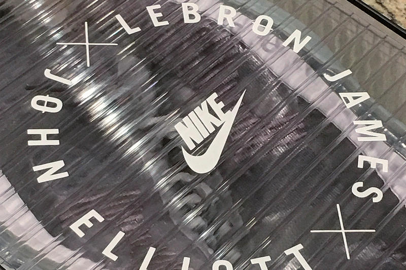 nike lebron james john elliott icon limited friends and family collection fashion footwear 2018  nike basketball
