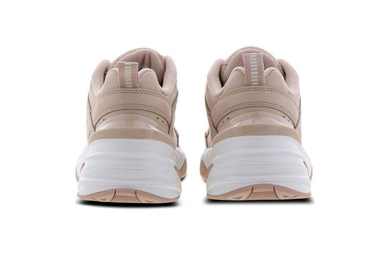 Nike M2K Tekno Atmosphere Grey Particle Beige Mahogany Mink new colorways Fall 2018