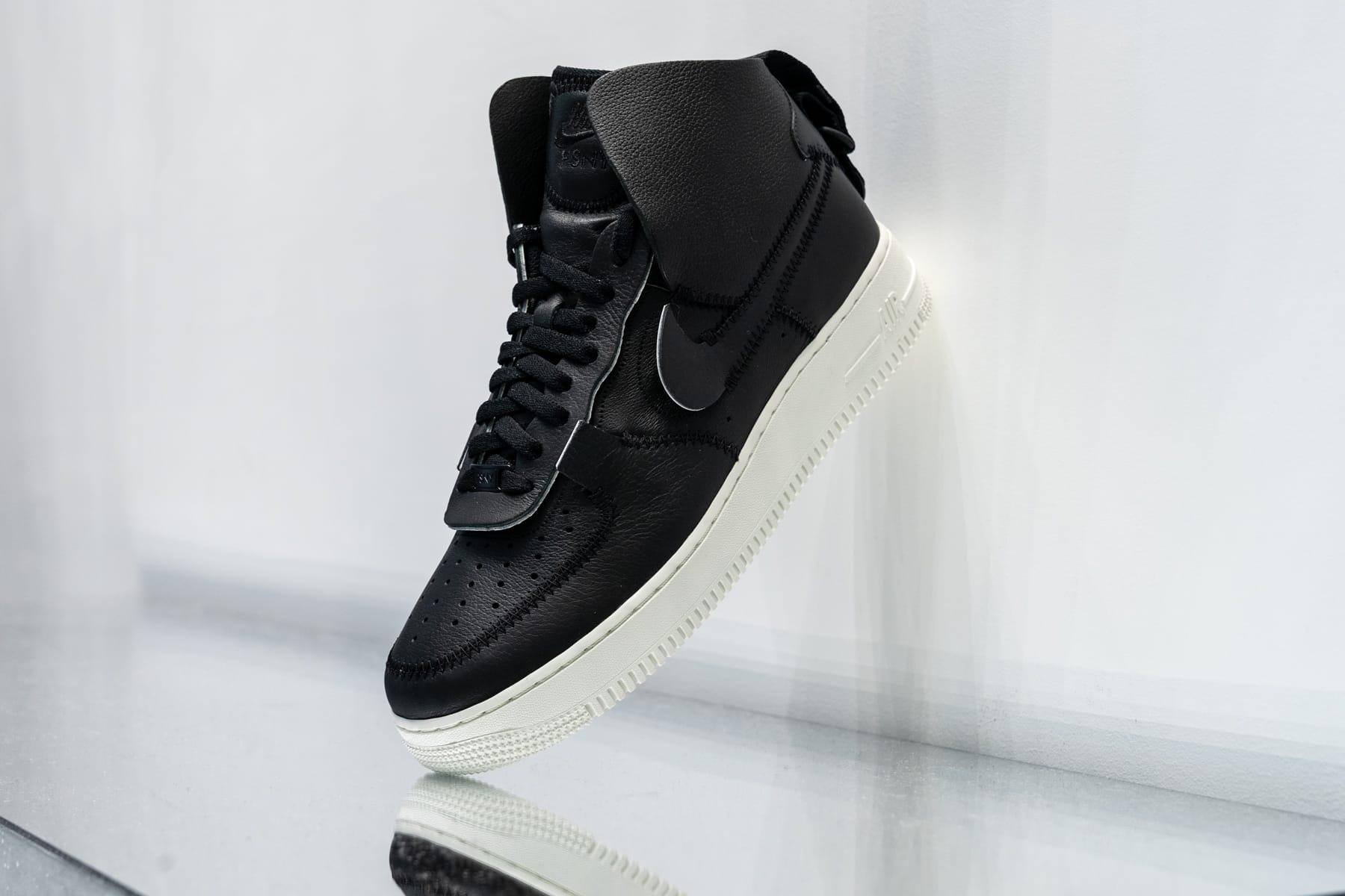 PSNY x Nike Air Force 1 Closer Look
