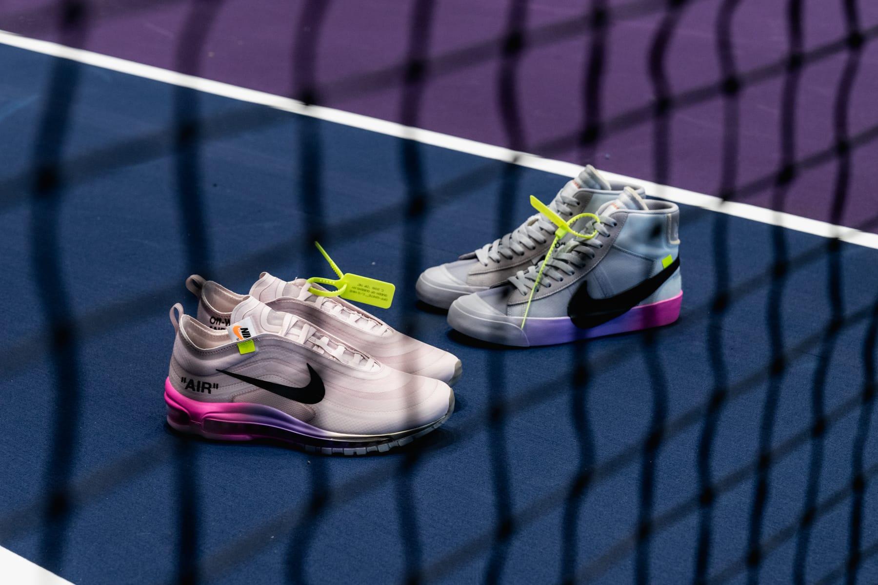 Serena Williams x Off-White™ Nike