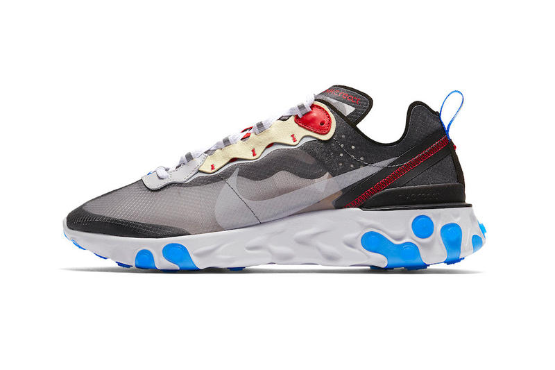 fe242301a2391 Nike React Element 87 Dark Grey Desert Sand Official Release Date Cool Grey  Smokey Mauve Maroon