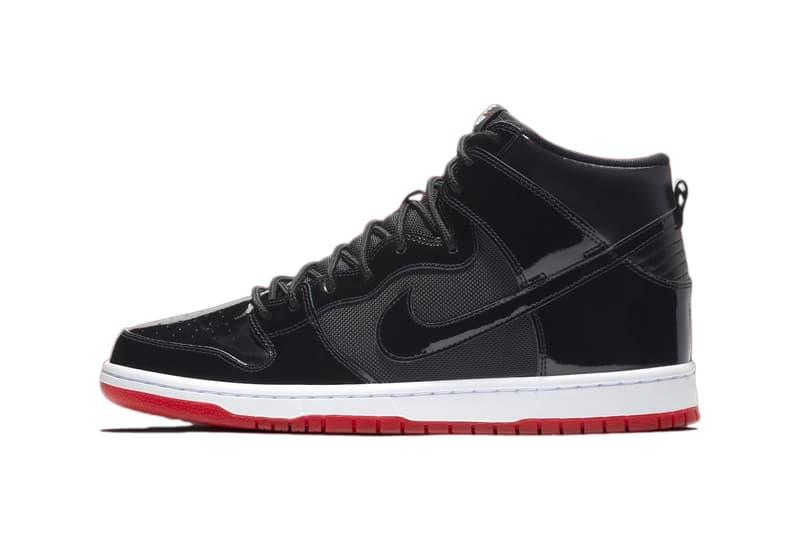 the latest fae70 7e7cb Nike SB Releasing Jordan 11-Inspired Dunk High