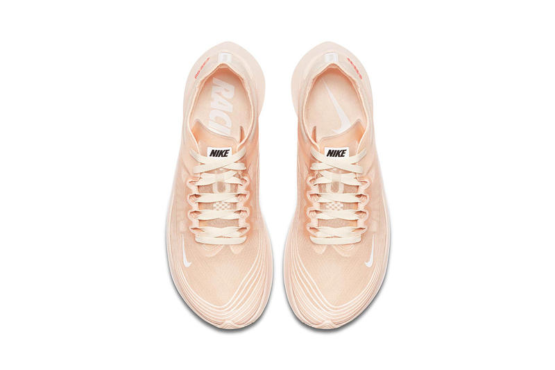 9a01439d0ac4e nike zoom fly sp guava ice white 2018 august footwear nike running