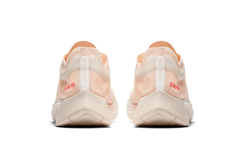 nike zoom fly sp guava ice white 2018 august footwear nike running