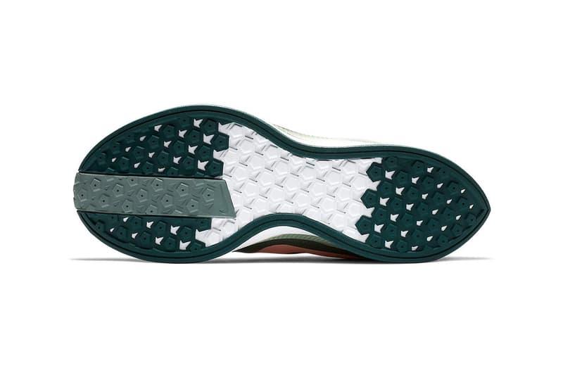 "Nike Zoom Pegasus 35 Turbo ""Mica Green"" release date green sneaker shoe bronze running high-tech sport footwear trainer"