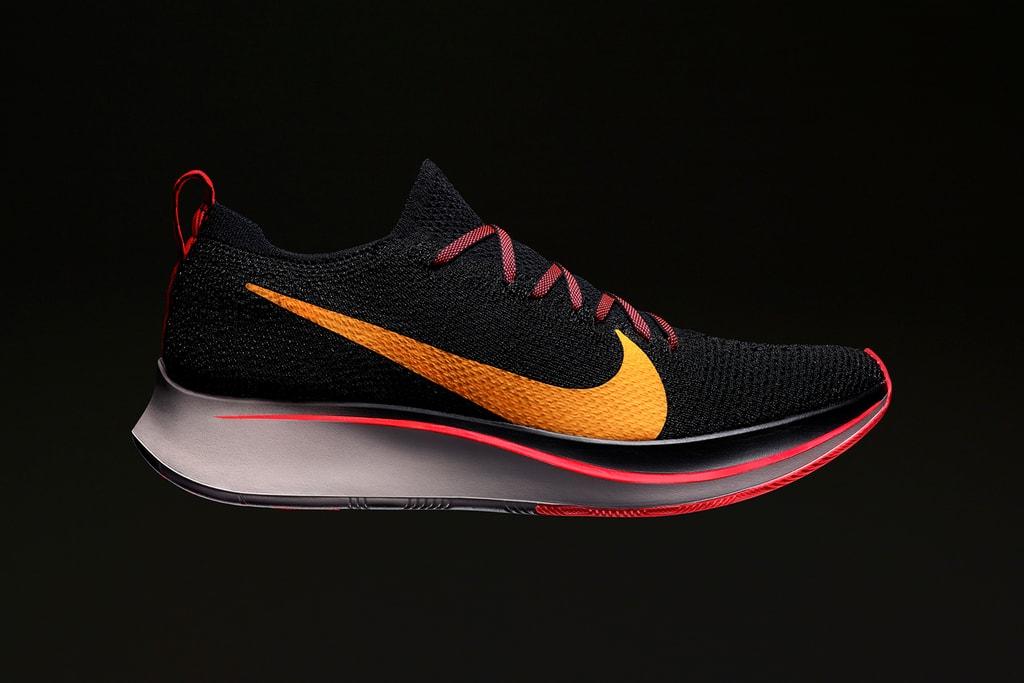 121138bdd4b8 Nike Updates Zoom Fly   Vaporfly 4% Runners for Marathon Season