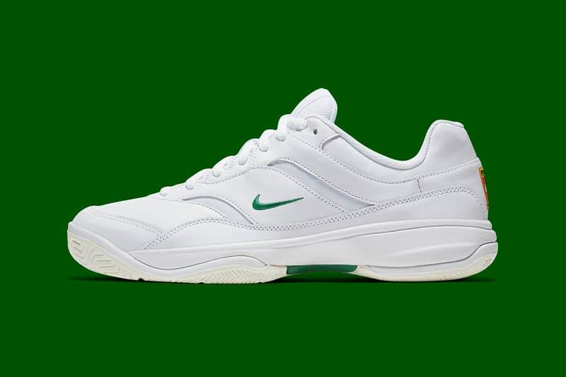 NikeCourt Court Lite US Open Wimbledon Release White Green Orange Purple Yellow Black London New York NYC