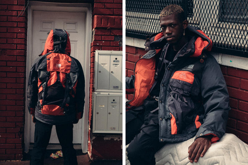 Notre Junya Watanabe Editorial the north face levi's karrimor release info