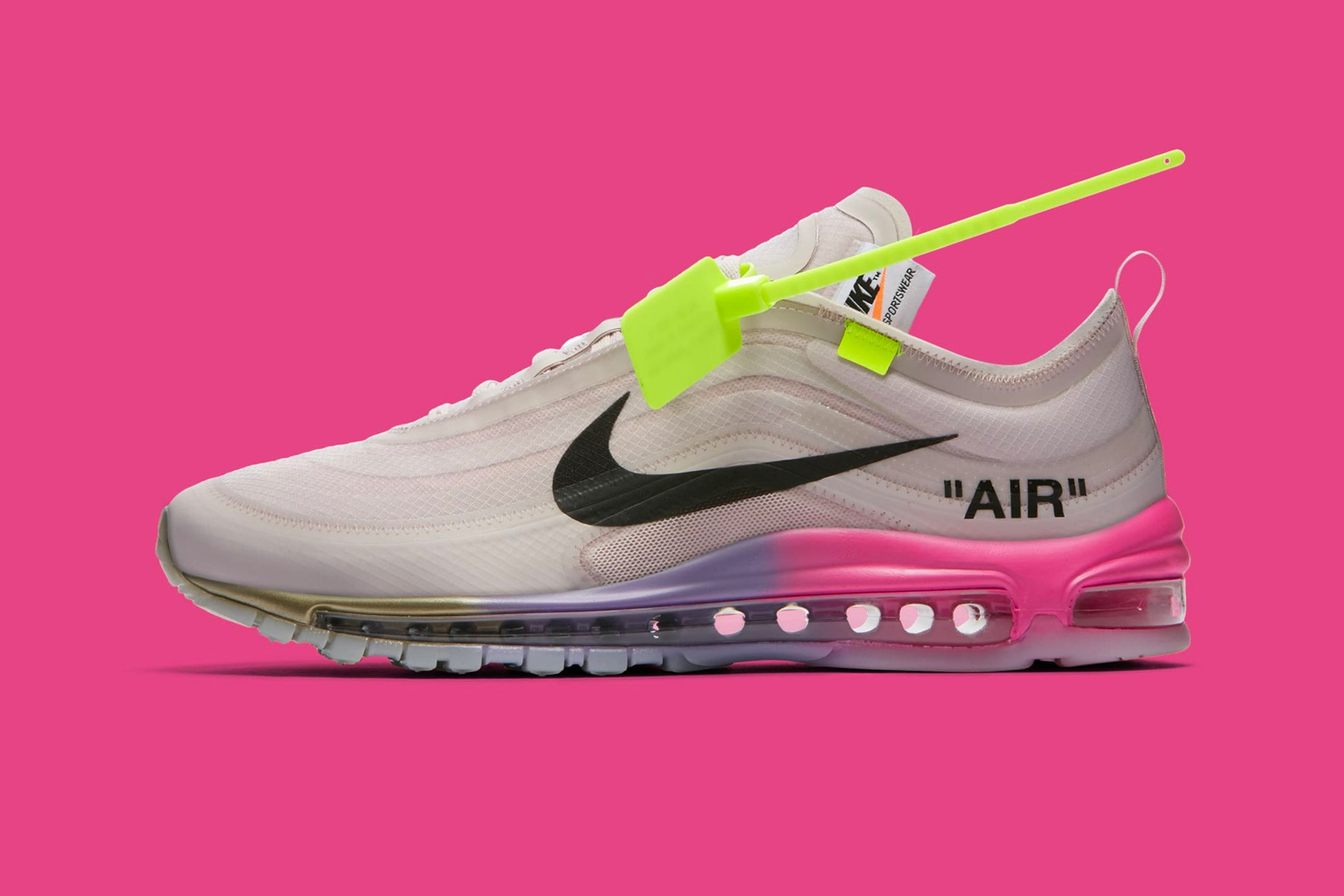 Serena Williams' Off-White™ x Nike Air